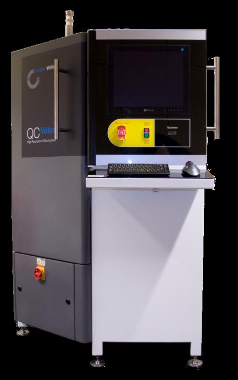 半導体向けX線計測装置   ブルカージャパン(株) 産業用X線計測装置
